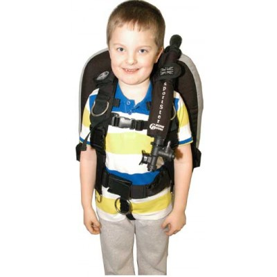 Custom Divers Youth Child Sportster Mini Harness Only